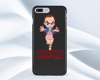Stranger Things iPhone 8 case transparent iPhone X case Clear iPhone 8 plus case Stranger Things iPhone 7 Plus Case iPhone 6 Stranger Things