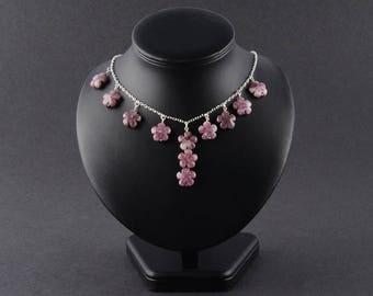 Lepidolite Necklace