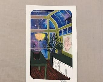 Galaxy Greenhouse