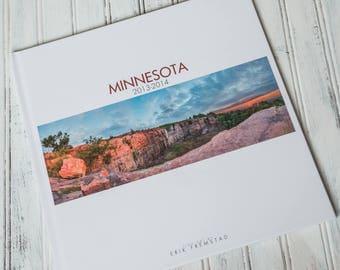 "12"" x 12"" Hardcover Minnesota Fine Art Coffee Table Book"