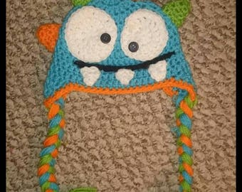 Silly Monster hat