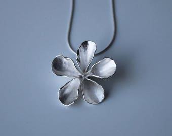 Apple Blossom Pendant (large)
