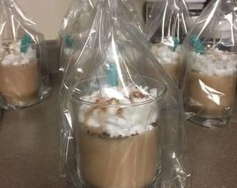 Coffee Vanilla Latte Candle
