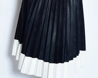 Grease skirt