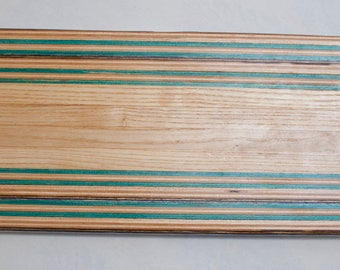 Recycled Skateboard Serving/Cutting Board
