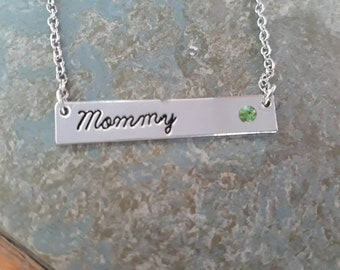 DMLG CGLG CGLB mommy necklace