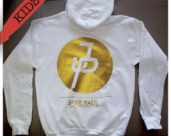 JP you gotta want it  GOLD/ Team 10 Hoodie