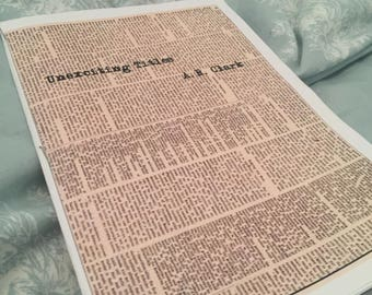 Unexciting Titles - A R Clark (poetry zine)