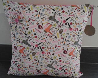 Pretty Pink Cushion