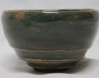 small green bowl