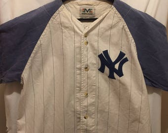 Baseball New York Mirage Cooperstown Collection Jersey