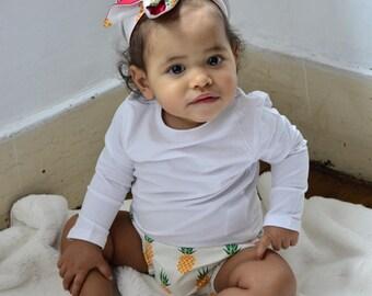 Carmen Miranda Baby Bloomer