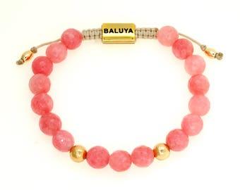 Baluya Coral Beaded Bracelet