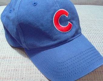 Chicago Cub's vintage MLB hat cap