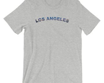 Los Angeles LA Themed Short-Sleeve Unisex T-Shirt