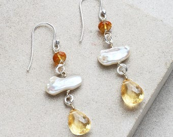Tuscan Sun Earrings