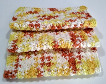Dishcloth crochet, Set of 3,  Handmade dishcloths, Dish cloths, Crochet dishcloth, Homemade dishcloth, Crochet dish cloth, Knit cloth, wash