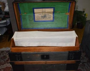 Vintage chest case from 1872!!!