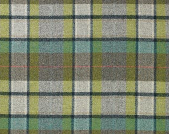 NEW Abraham Moon Gargrave Grey 100% Wool Upholstery Fabric.  Sold by the Metre.  In Stock Now!!