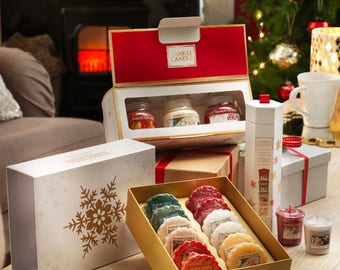 Yankee Candle Tart Gift Box Christmas