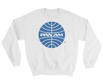 Pan Am Logo Sweatshirt