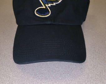 St Louis Blues 47 Brand Hat
