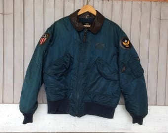 Alpha Industries Knoxville Tennessee JACKET FLYER'S FLT 45/P X-Large