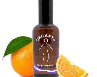 stretch marks  removel oil body smoother (Orange)