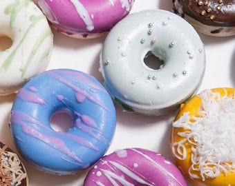 Donut soap (assorted variety)