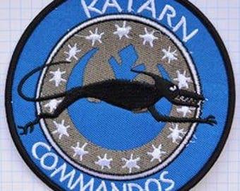 STAR WARS KATARN Commandos Iron On Patches