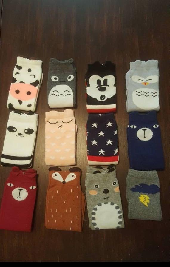 Socks Leg Warmers 0-2