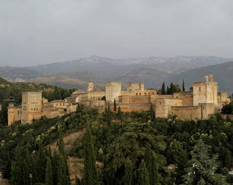 Photo print - La Alhambra
