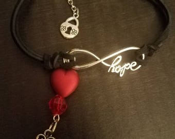 Loves Eternal Hope Bracelet