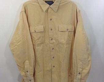 Vintage Polo Country Ralph Lauren Corduroy Field Shirt