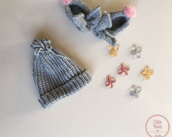 WINTER SALE/ baby winter hat/ Toddler hat/ soft knit hat/  knitted warm and soft baby hat/ Newborn Beanie/Toddler Knit Beanie/ knit baby hat