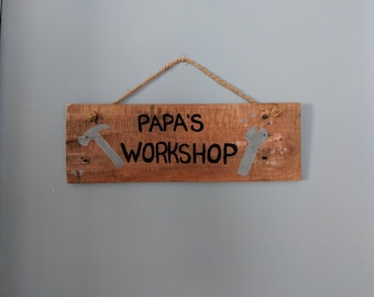 Basic Painted Signs
