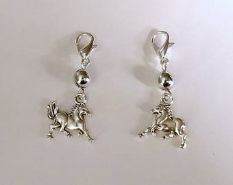 Horse Hearing Aid Charms