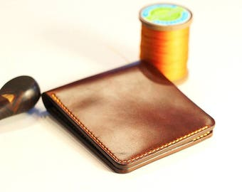 Horween Leather Bifold
