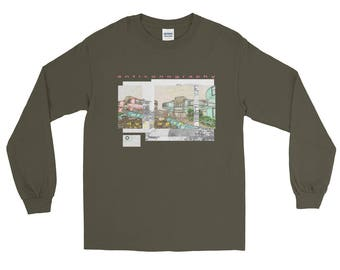 Dystopia - Long Sleeve T-Shirt