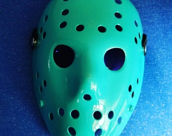 NES Jason Vorhees Mask - FearsomeMasks - Friday the 13th the video game