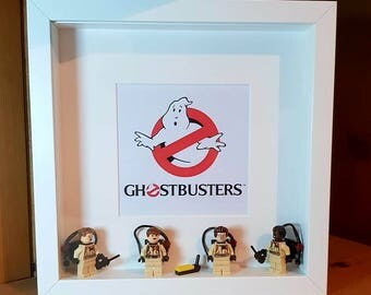 Ghostbusters Frame