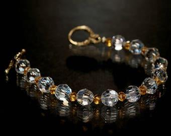 Sunshine Swarovski Bracelet