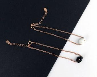 Bud iii Bracelet - Inkston & YIER Designers Porcelain Jewelry