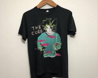 RARE! ORIGINAL Vintage 'The Cure' Beach Party Tour Shirt