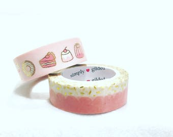 "25"" sample | Sweet shoppe | Sprinkles | SG washi"