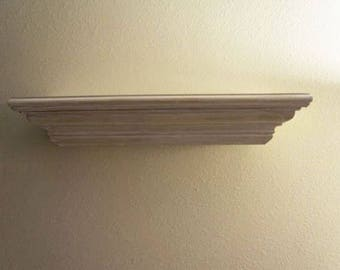 Custom concealment shelf