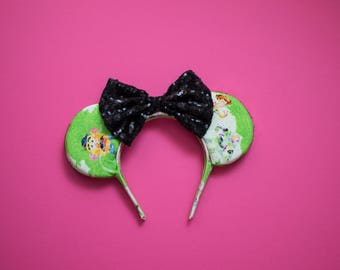 Watercolor Toy Story Mouse Ears, Disney Mouse Ears