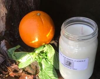 Mayo Jar Candles 8OZ