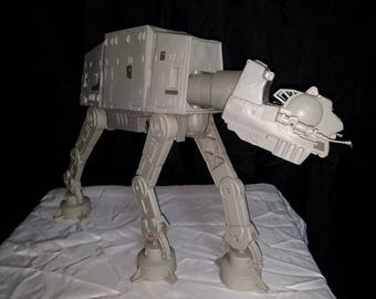 Vintage Star Wars Imperial AT-AT Walker Vehicle 1981