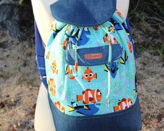 Dory/Nemo Bag Pack